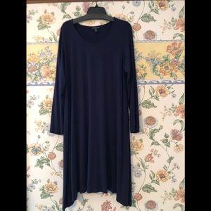 Eileen Fisher soft jersey knit dress. Never worn